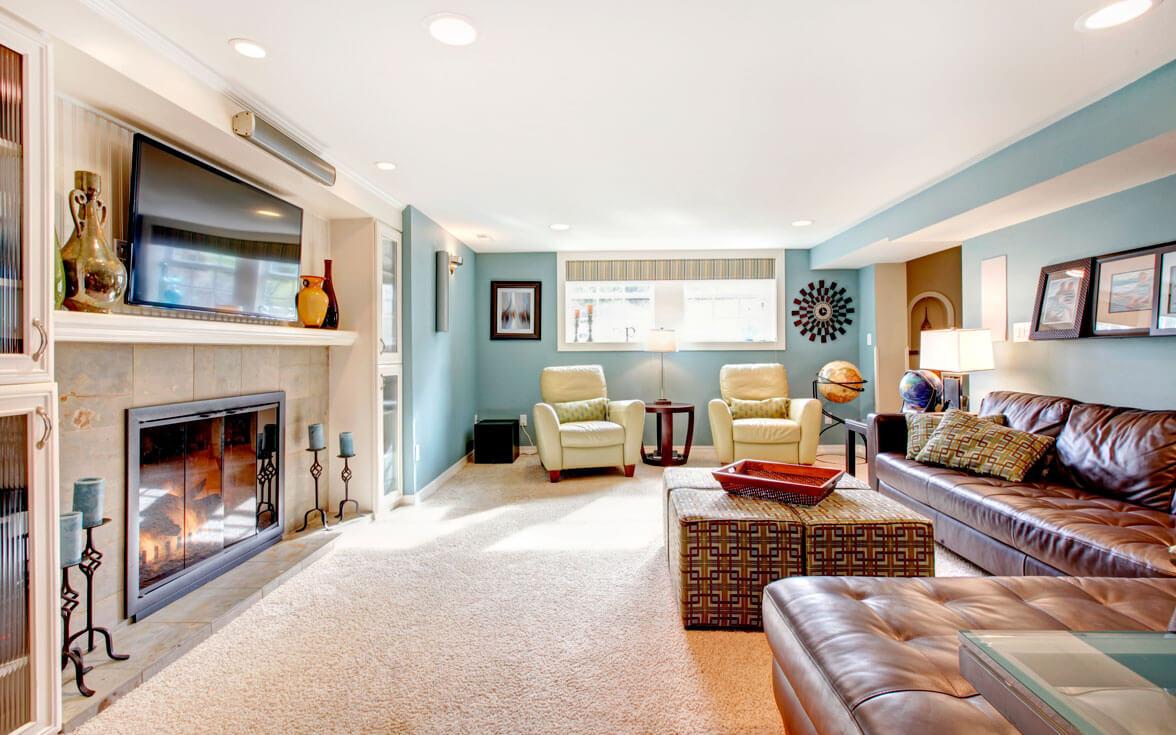 Carpets Decoration for modern Living Hall