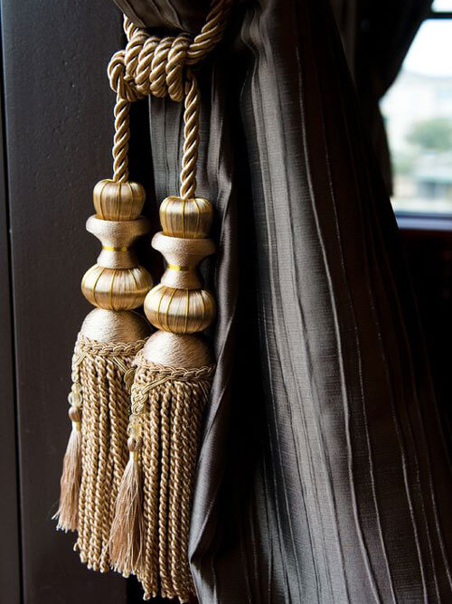Curtain Accessories is a Great Decorating Ideas